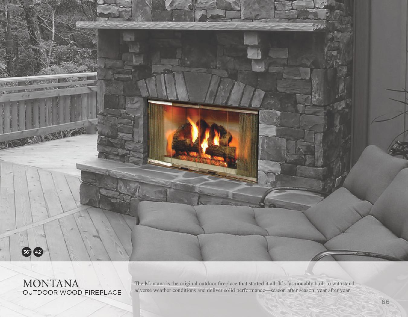 products fireplace glo wood outdoor heat castlewood