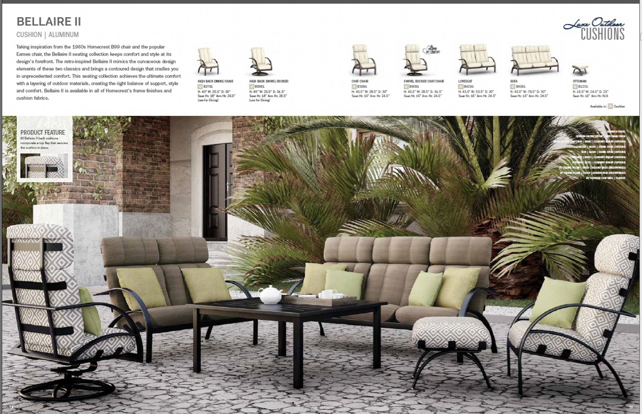of incredible pic mid and modern lovely homecrest outdoor century styles sectional trend patio furniture