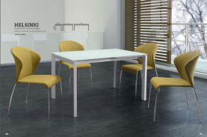 HELSINKI EXTENSION DINING TABLE by Zuo Modern