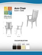 ARM CHAIR by Element Square