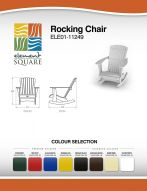 ROCKING CHAIR by Element Square