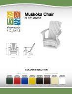 MUSKOKA CHAIR by Element Square