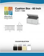 CUSHION BOX by Element Square
