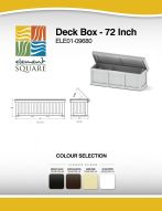 DECK BOX (72) by Element Square
