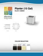PLANTER (15) by Element Square