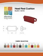 HEAD REST CUSHION by Element Square
