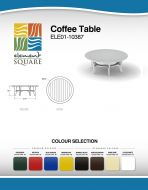 COFFEE TABLE by Element Square