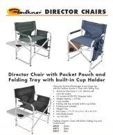 DIRECTOR CHAIR's by Faulkner