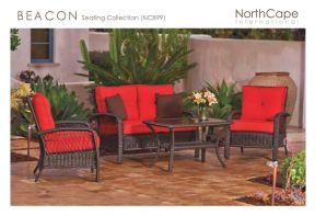 BEACON Seating Collection by Northcape