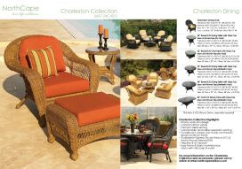 CHARLESTON Collection & Dining by Northcape