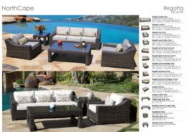 REGATTA Seating by Northcape