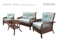 SANTA ISLE Seating by Northcape