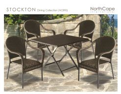 STOCKTON Dining Collection by Northcape