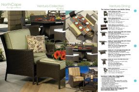 VENTURA Collection & Dining by Northcape