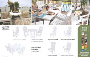 CASUAL DINING by Pawley Islands