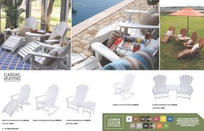 CASUAL SEATING by Pawley Islands