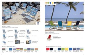 CABANA & BEACH CHAIRS by Telescope Casual