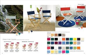 DIRECTOR CHAIRS by Telescope Casual