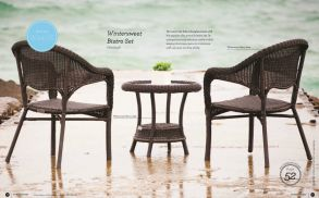 WINTERSWEET Bistro Set by Enclover