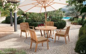 CHESAPEAKE Armchairs by Barlow Tyrie