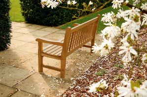 GLENHAM Loveseat Bench by BarlowTyrie