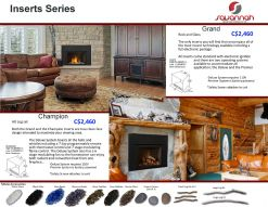 INSERTS Series Grand & Champion by Savannah