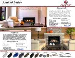 LIMITED Series Essence 45 & Noble 36 by Savannah