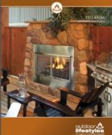 VILLA GAS (Outdoor Fireplace) Complete Brochures