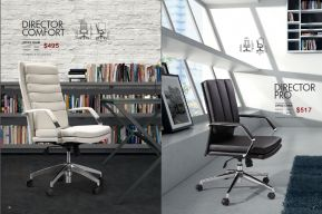 DIRECTOR COMFORT & PRO OFFICE CHAIRS by Zuo