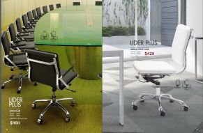 LIDER PLUS OFFICE CHAIRS by Zuo