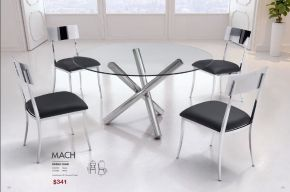 MACH DINING CHAIRS by Zuo