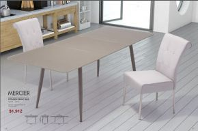 MERCIER EXTENSION TABLE by Zuo