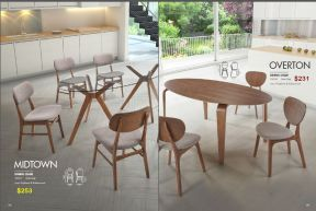 MIDTOWN & OVERTON DINING CHAIRS by Zuo