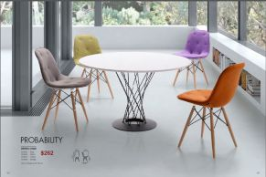 PROBABILITY DINING CHAIRS by Zuo