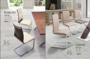 ROXBORO & LASALLE DINING CHAIRS by Zuo