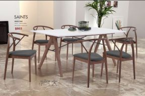 SAINTS DINING TABLE by Zuo