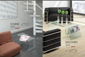 COURSE & DISCOVERY COFFEE TABLES by Zuo