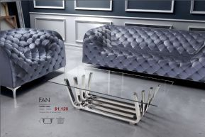 FAN COFFEE TABLE by Zuo