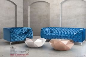GEM COFFEE TABLES by Zuo