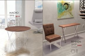 MACHO COFFEE & RENMEN CONSOLE TABLE by Zuo