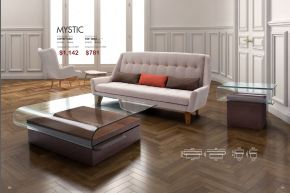 MYSTIC SIDE & COFFEE TABLE by Zuo