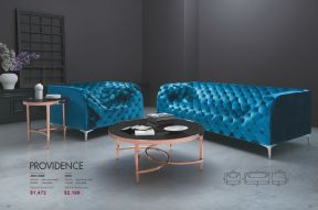 PROVIDENCE ARM CHAIR & SOFA by Zuo