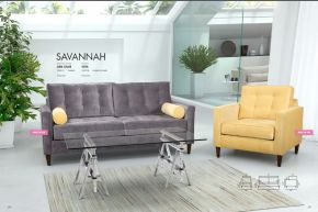 SAVANNAH ARM CHAIR & SOFA by Zuo