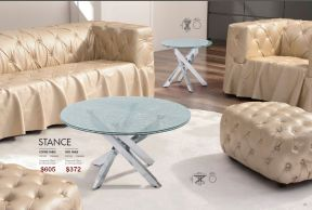 STANCE SIDE & COFFEE TABLE by Zuo