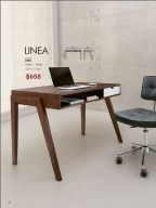 LINEA DESK by Zuo