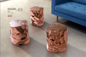 SMASH STOOL by Zuo
