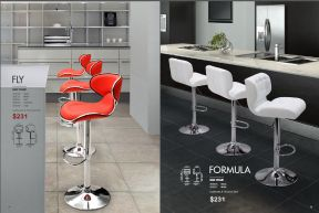 FLY & FORMULA BAR CHAIRS by Zuo