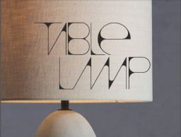 2015 TABLE LAMPS by ZUO Pure