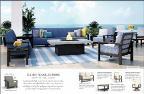 ELEMENTS Alu Collections by Homecrest 2017
