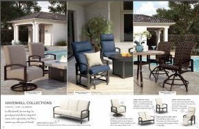 HAVENHILL Alu Collections by Homecrest 2017